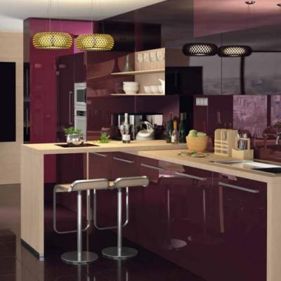 Kuchynské dvierka - fóliované