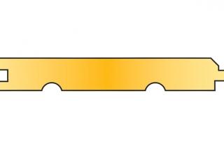 Tatranský profil - klasik
