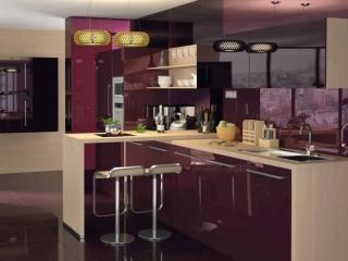 Vysokolesklé NETT 60 s frézovaním - ostatné farby