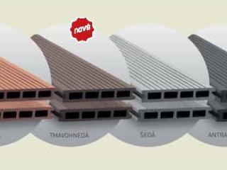 Profil: CLASSIC DOUBLE 25x150 mm